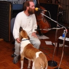 Matt Rue and Diggity Dog on WETS radio